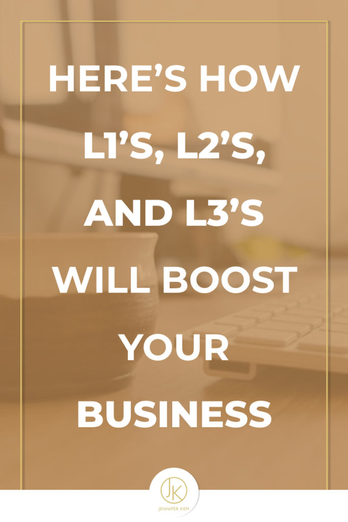 Here's How L1's, L2's, and L3's Will Boost Your Business.001