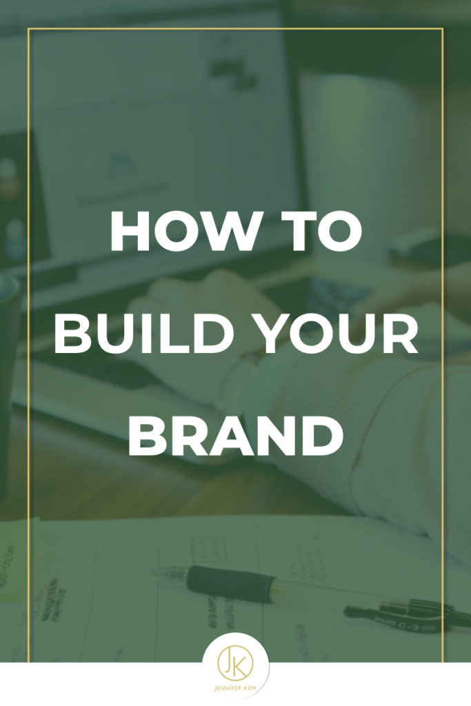 How To Build Your Brand.001